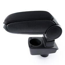 Armrest For Ford Fiesta 2009 - 2017 Centre Console Box Hatchback Black