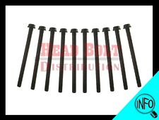 Fit 85-95 Toyota 22R 22RE Engine Cylinder Head Bolt Set 22REC 22RTEC Motor Kit