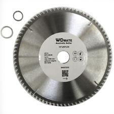 "3x Wood Cutting DISC 250mm 80T TCT Circular Saw Blade 10"" Wheel Cross 94007035"