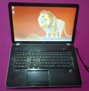 HP Pavilion 17-e113dx laptop AMD A8-5550m 2.1-3.1ghz 8GB ram 1TB HDD BT wifi-AC