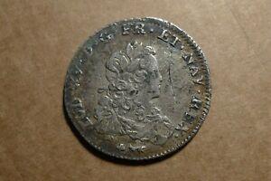 LOUIS XV 1/3 ECU 1720 A