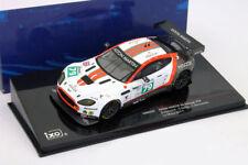 IXO models 1/43 ASTON MARTIN V8 VANTAGE N°79 LE MANS 2011 ref LMM222