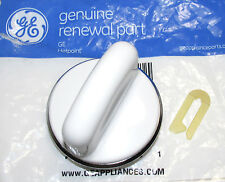 GE Factory Original Washer Timer Knob with Clip ( Check Model Fit List Below )