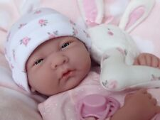 REALISTIC LIFELIKE DOLL  ❤️  BERENGUER LA NEWBORN REAL BABY GIRL REBORN / PLAY