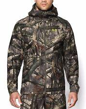 Under Armour Mossy Oak Treestand Essential Gore-tex Rain Jacket-XL
