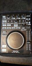 Controlador Para Dj Denon Dn-sc2000 con cremallera caso - * Por favor Leer