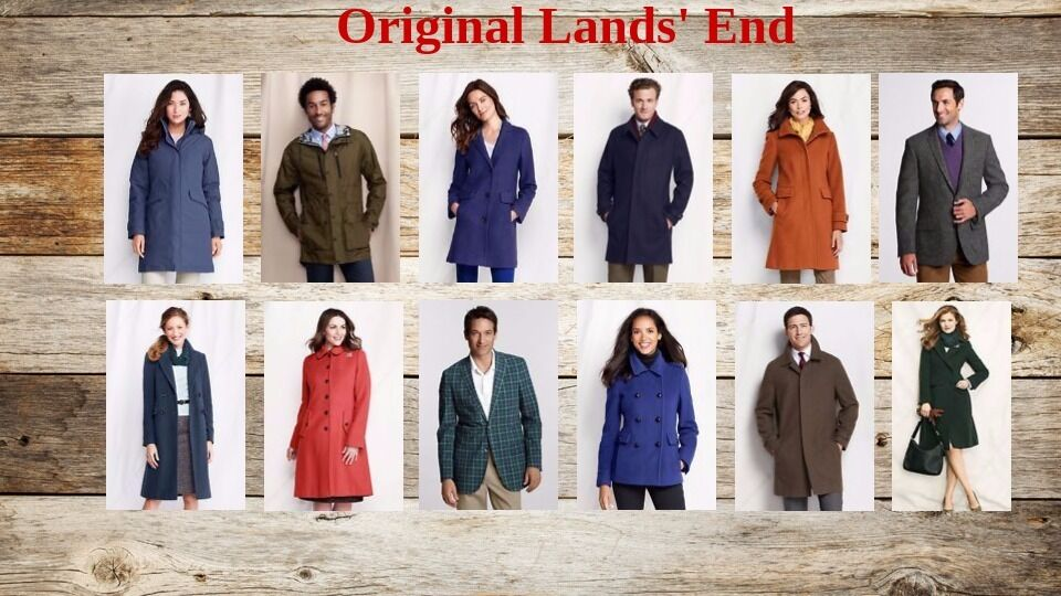 New Lands' End Savings Up To 70%