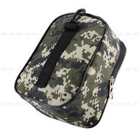 Hot Fishing Tackle Bag Pocket Pouch Outdoor Fishing Reel Waist Bag Durable  S