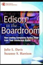 Edison in the Boardroom: How Leading Companies Realize Value from Their