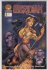 Meridian #1 - July 2000 - Crossgen Comics - Barbara Kesel, Joshua Middleton.