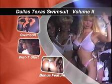 Dallas, Texas Swimsuit & Wet T-Shirt Girls DVD Video 2