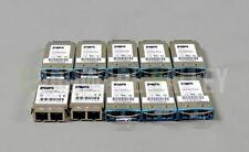 10x Cisco WS-G5486 1000BASE-LX/LH long haul GBIC (singlemode or multimode)