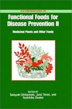 Functional Foods for Disease Prevention II: Medicinal Plants and Other-ExLibrary