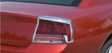 Putco 402813 Chrome Tail Light Trim Covers for 2006-2010 Dodge Charger