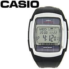 CASIO DB-E30-1AVEF SOLARE UOMO CHRONO ALLARME TELEMEMO TIMER