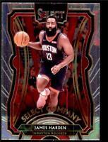 2019-20 Select Select Company #14 James Harden - Houston Rockets