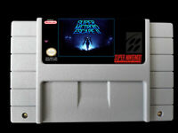 Super Metroid: Escape II Snes (US) Version