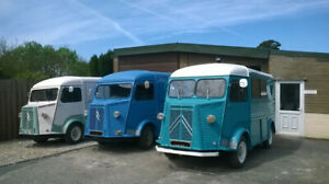 Citroen Hy Van Available fully restored £27,500 excl VAT