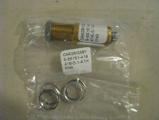OAK GRIGSBY INC SWITCH, PUSH PART # 416-5-1-A1H (5-65151-419)   5930-01-166-5685