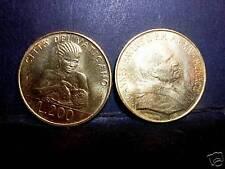 VATICANO Giovanni Paolo II 200 Lire 1992 FDC ( UNC)