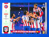 PANINI ADRENALYN CHAMPIONS LEAGUE 2014/15 2015 - UE002 ATLETICO MADRID - UPDATE
