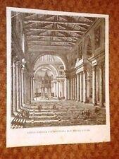 Roma Antica Basilica Costantiniana di San Pietro