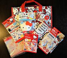 Rad (^_^) Sanrio Hello Kitty Full of KA-WA-I-I Daily Necessities set For Fans !