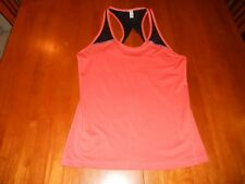 Lucy womens shirt size XS extra small yoga athletic tank top MINT cond