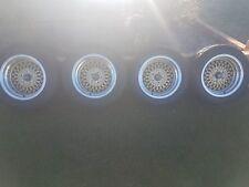 15 x 8 & 9 OS Mesh wheel & tyre set fit LH LX UC flared Torana 225/50  265/50