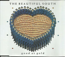 BEAUTIFUL SOUTH Good as Gold DEMO & UNRELEASED TRX CD Single SEALED USA Seller