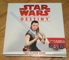 Star Wars Destiny 2-player dice & card game, played once