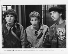 The Lost Boys Original Vintage Press Kit B&W Photo Corey Haim Feldman