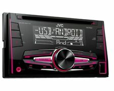 JVC Radio Doppel DIN USB AUX Mazda 6 GH 02/2008-12/2012 schwarz