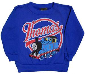 Thomas /& Friends Cheeky One Train Tracks Long Sleeve Top