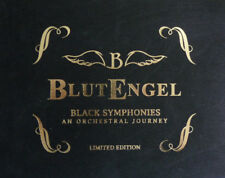 BLUTENGEL - BLACK SYMPHONIES - BRAND NEW 2014 BOXSET INCL. T-SHIRT M  COPY# 635
