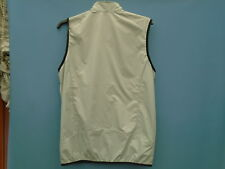 NEW MIZUNO WIND VEST-SIZE-X LARGE-COLOUR-HIGH RISE(GREY)