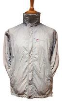 #456 Berghaus Womens Blue/Green Aquafoil Lightweight Waterproof Raincoat, UK 14
