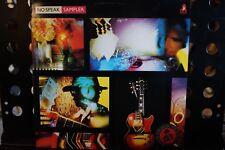 No Speak Sampler  Guitar Compilation  Vinyl  LP  NEW