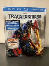 Transformers Dark Of The Moon - 2 Disc BluRay/DVD  - USED - GREAT CONDITION
