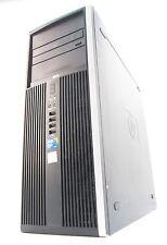 HP Compaq 8100 Elite CMT Intel Core i5-650 @ 3.20GHz 6GB RAM 500GB HDD DVDRW