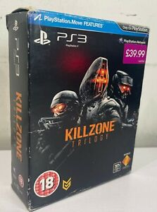 PS3 - Killzone Trilogy (All 3 Games) (Sony PlayStation 3) - UK Stock