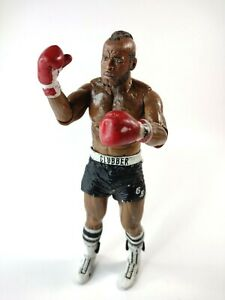 Rocky III CLUBBER LANG Action Figure Black Trunks 30th Anniversary NECA 2012