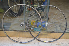 Campagnolo record Omega 19 8speed  wheels coppia ruote 32/36 fori Vintage