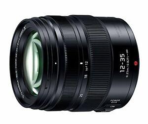 Panasonic standard zoom lens Micro Four Thirds Lumix G X VARIO 12 - 35 mm /
