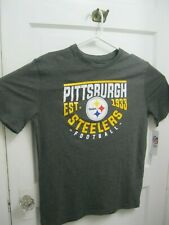 NFL Pittsburgh Steelers Mens T Shirt Size Medium Brand New with Tags