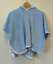 Yeah Baby Super Soft Hooded Blanket / Poncho Blue <B3394p
