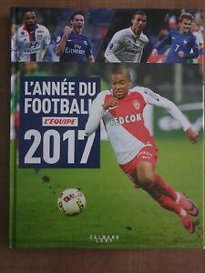 L Annee Du Football 2017