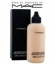 Mac Liquid Cream Foundation colour  Naturle for face and body- 120 ml