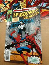 SPIDER-MAN UNLIMITED #2 1993 Maximum Carnage New old stock Never Read