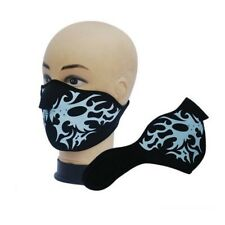 TRIBAL NEOPRENE OUTDOOR SPORT BIKE CYCLING BMX MTB SKATE WINTER HALF FACE MASK